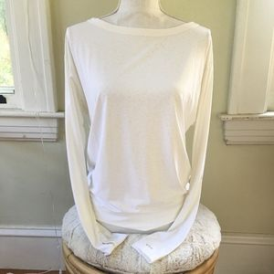Victoria's secret long sleeve athletic top.